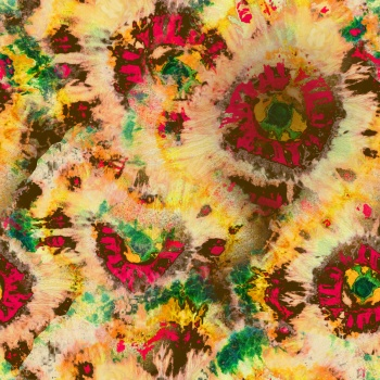 Amorphous Tie-Dye