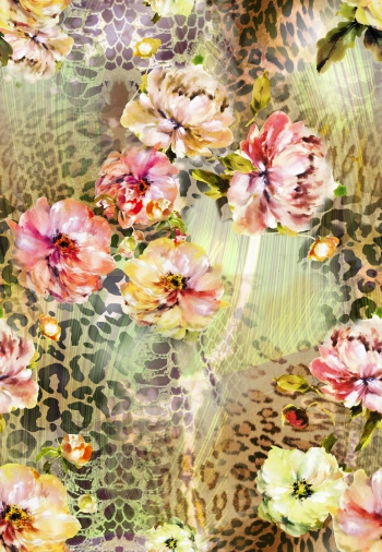 Animal and floral Mix 2