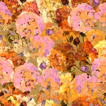 Autumnal Blossoms