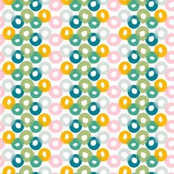 Beautiful circles and dots