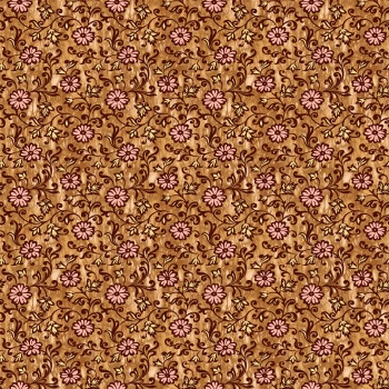Vector seamless damask gold patterns. Rich ornament, old Damascus..