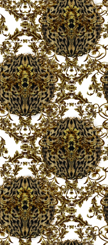 Baroque and leopard