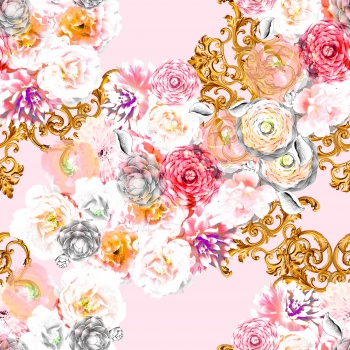 Baroque and Rose