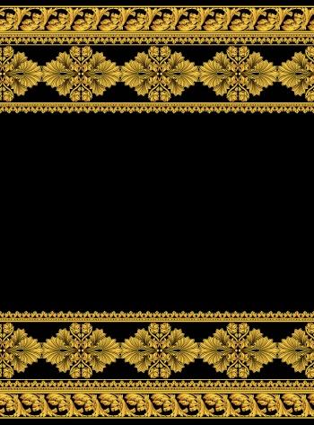 Baroque Border