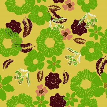 Batik Flowers