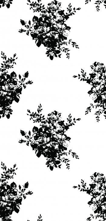Black Bouquets