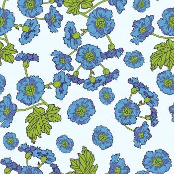 Blue Botanic