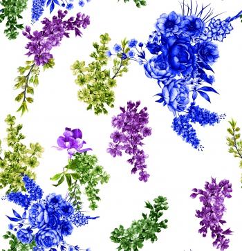 Blue-Green-Purple