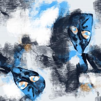 Blue Heads