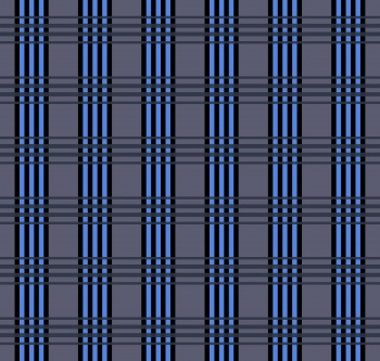 Blue Plaids