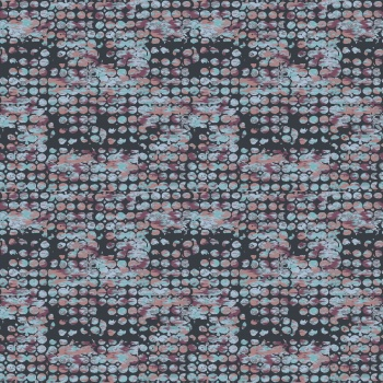 Blue Wool Textured Pattern