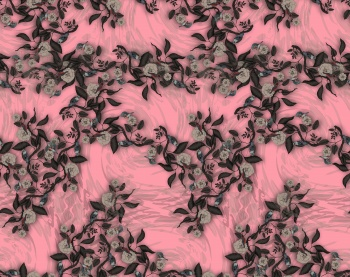 Botanical Floral Pattern