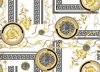 Brilliant Baroque Pattern
