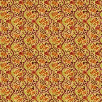 Brown Geometric Retro Circles Pattern Background Image
