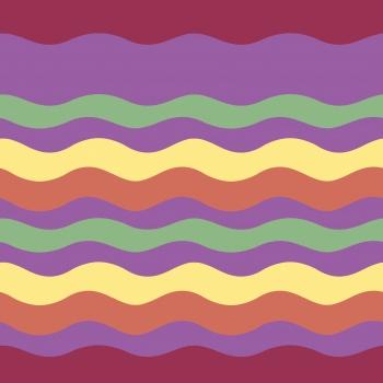 Cheerful Waves