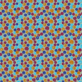 Circle Abstract Pattern Wallpaper