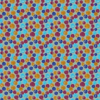 Circle Abstract Pattern Wallpaper