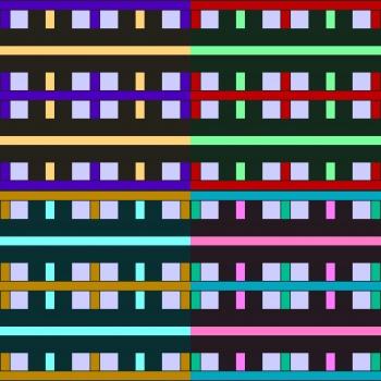 Colourful Plaids