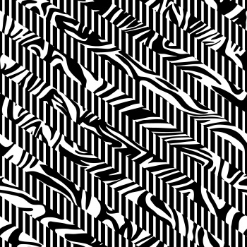 Cutted ZebraSkin Pattern