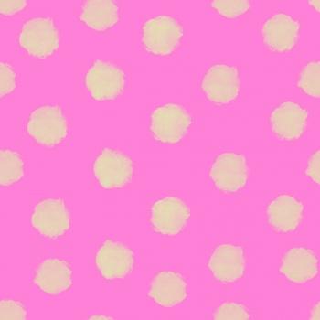 Dusty Polka Dots (Pink)