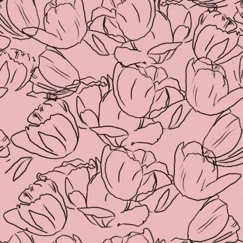 Vrede Tulip Print
