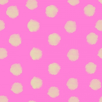Dusty Polka Dots (Pink)