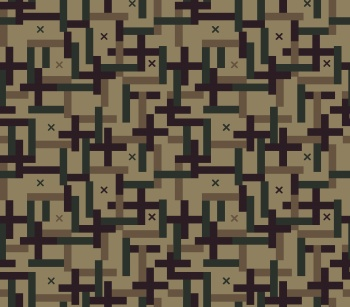 seamless camouflage plus pattern