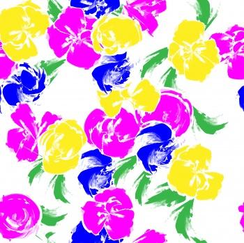 vector watercolour flowers