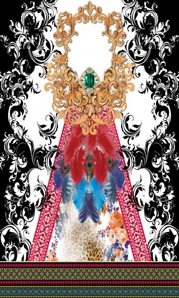 Ethnic&baroque