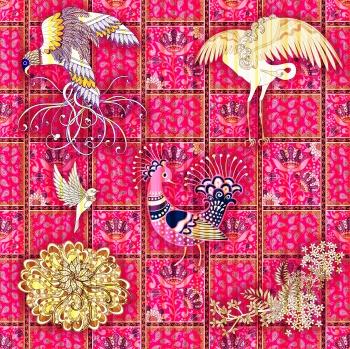 Ethnic Birds