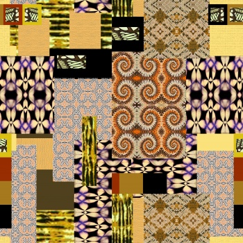 Ethnic Patchwork