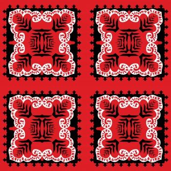 Ethnic Squares