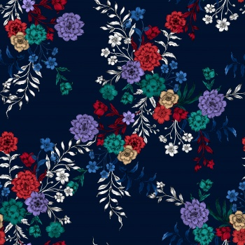 Exuberant Blossoms