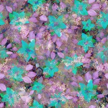 Dreamy Flower Splash