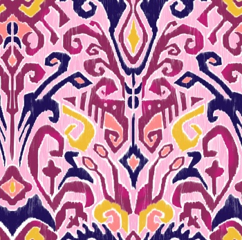 Flawless Oriental-Pink