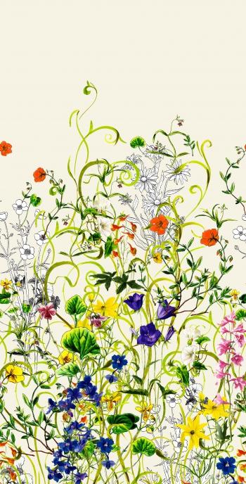 Flora for flower dancers.