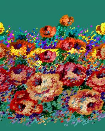 Floral Border-9