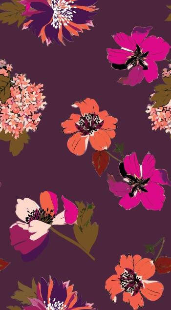 Floral dreamland