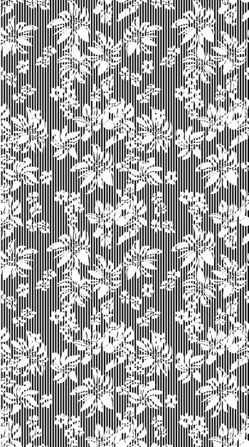 Floral&stripes