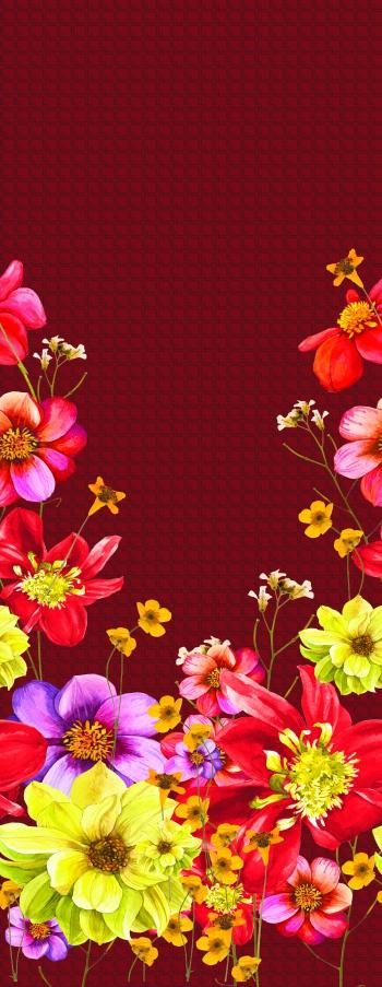 Floral-Texture Effect
