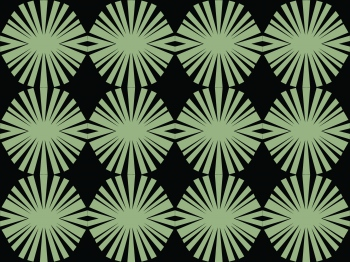 Flowers_green_abstract