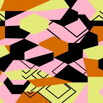 Formless Geometric Shapes