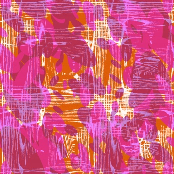 Fuchsia-Abstract