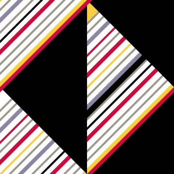 Futuristic stripes