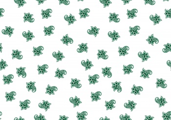 Green Paisleys