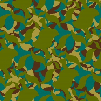 Greeny Camouflage