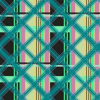 Grid on Plaid