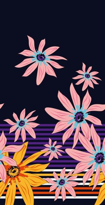 High Summer Flowers