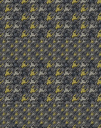 houndstooth design