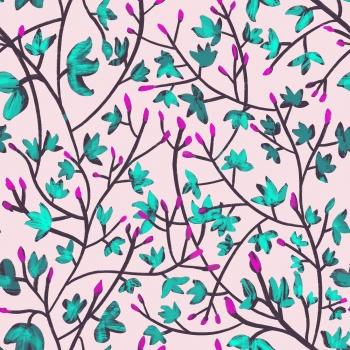 Japanese floral dream